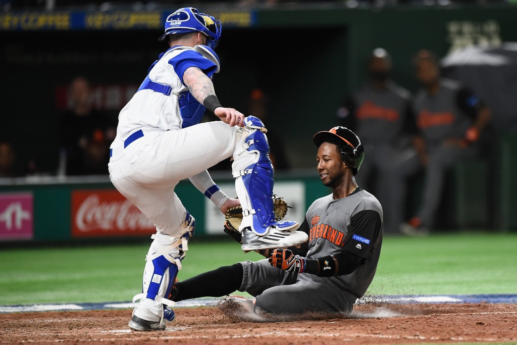 Israel suffer first defeat at World Baseball Classic