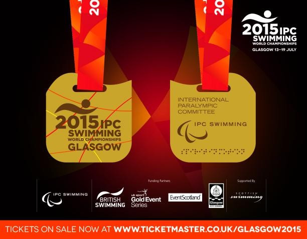 Record broadcast coverage set for Glasgow IPC Swimming World Championships