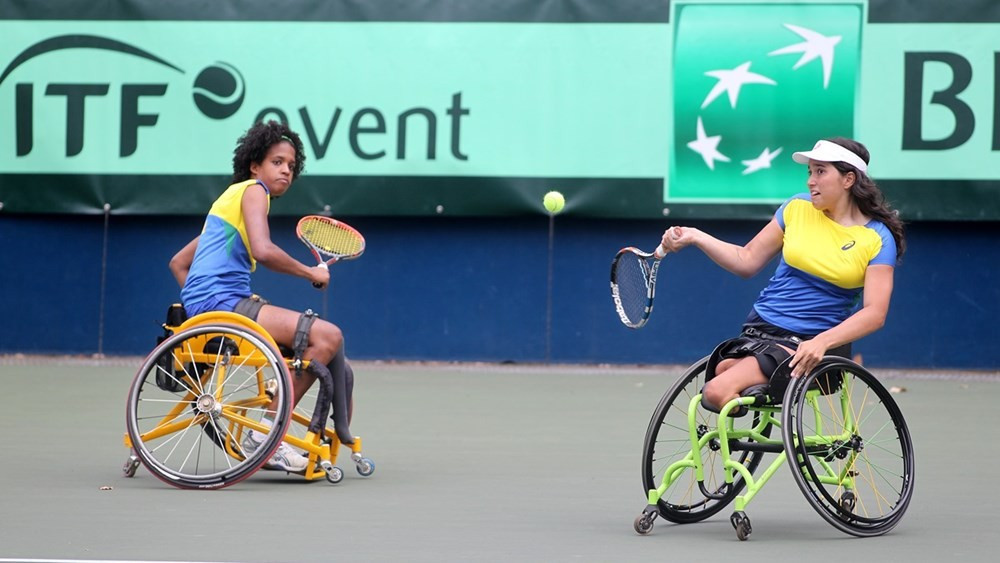 Brazil clinch double qualification for BNP Paribas World Team Cup