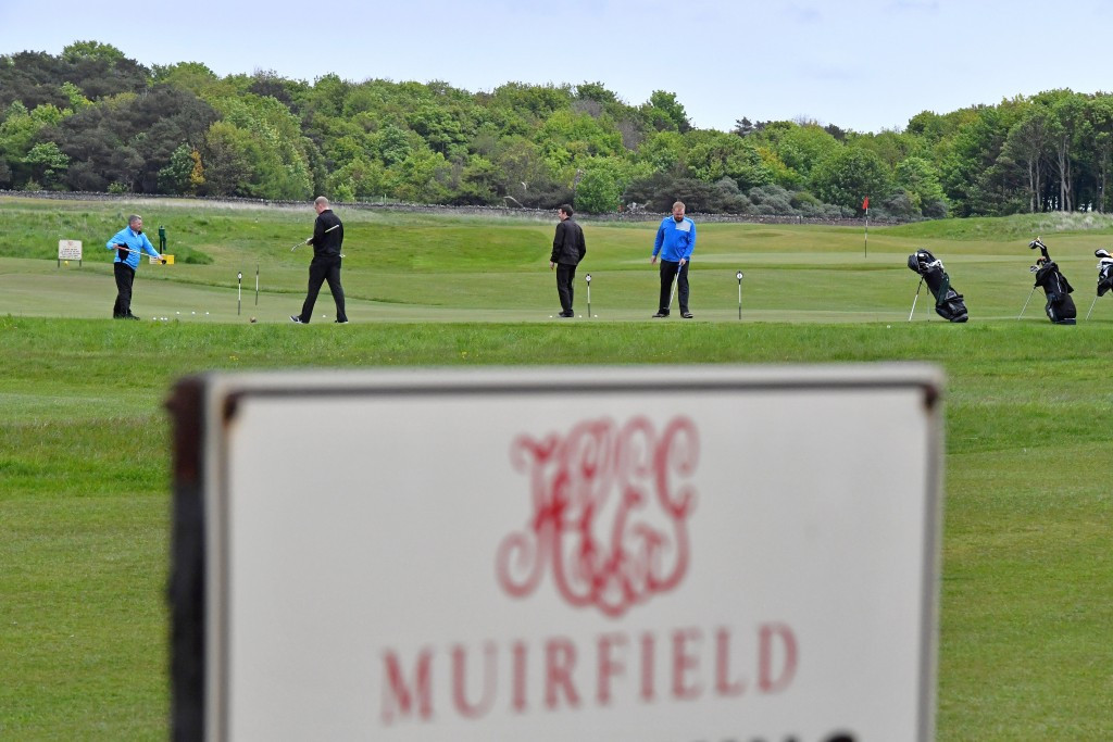 R&A announce Muirfield back on Open rota
