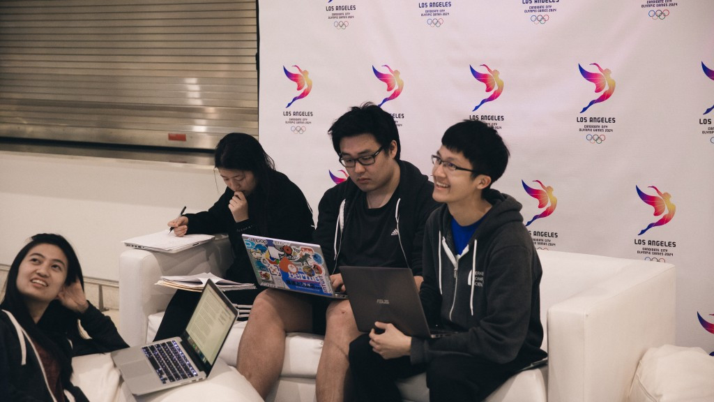 Student programmers will work intensively on software and hardware across a variety of categories ©LA 2024