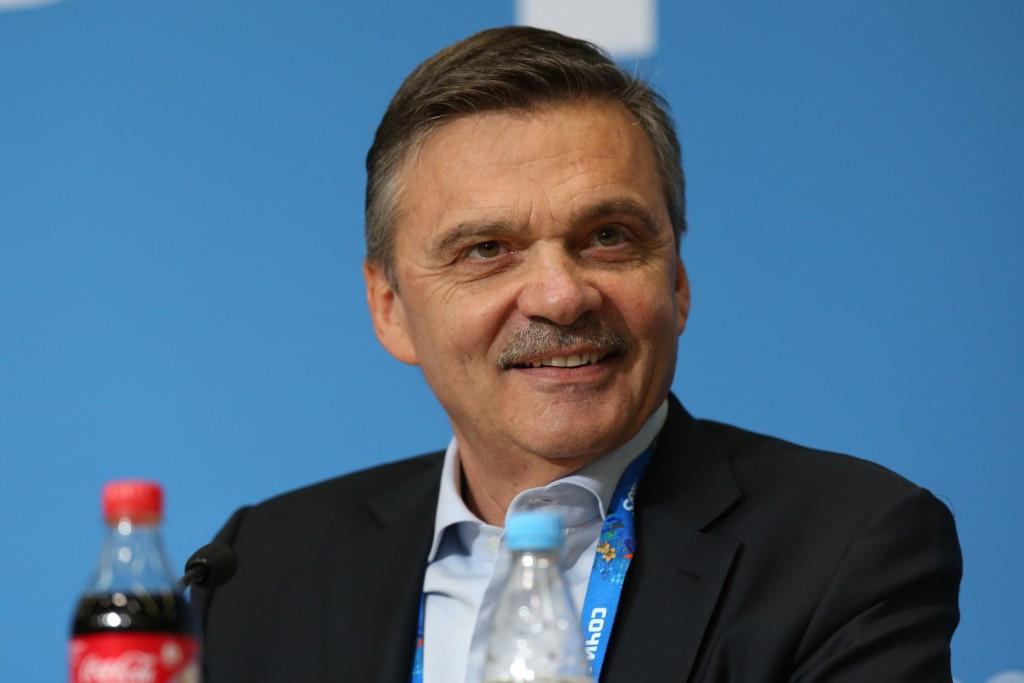 Exclusive: Fasel still hopeful NHL will not boycott Pyeongchang 2018