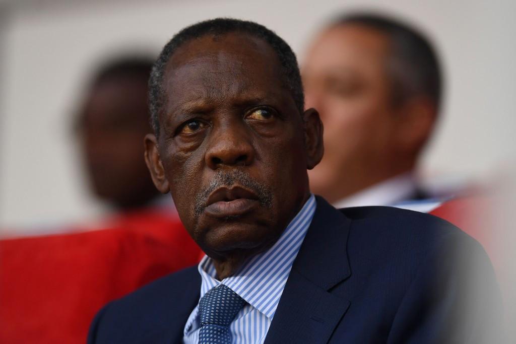 Hayatou arrives in Ethiopia as he bids to keep CAF Presidency