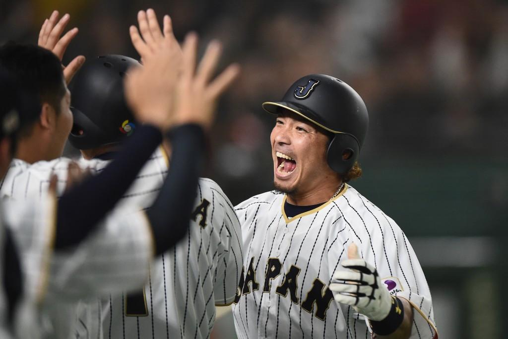 Japan move to brink of World Baseball Classic semi-finals after beating Cuba