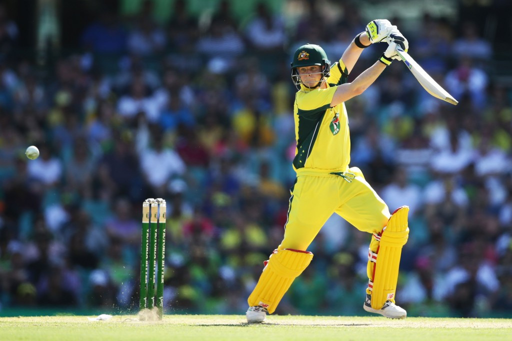 Steve Smith returned to the top of the world rankings ©Getty Images