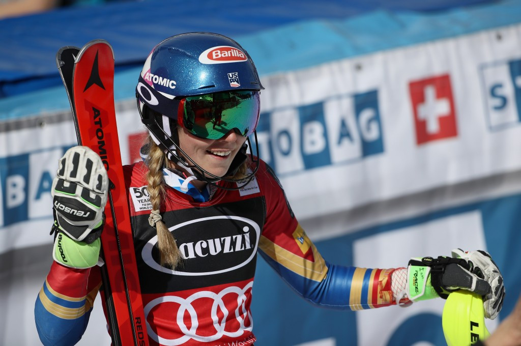 Shiffrin seeks overall FIS Alpine Skiing World Cup crown in Aspen