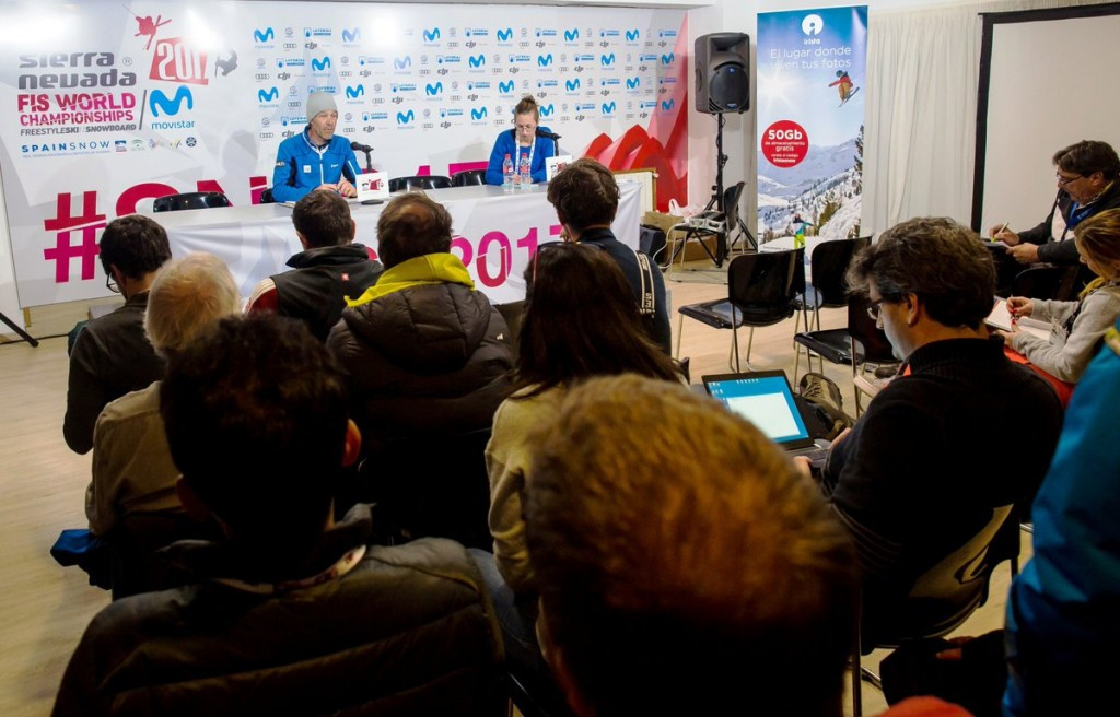 Organisers have confirmed the new schedule for the parallel giant slalom ©Twitter/Sierra Nevada