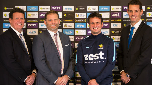 Australia's Paralympic football team signs up Zest Care as official partner