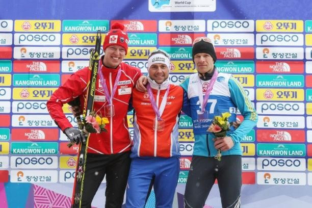 Dominant Daviet wins again on Para biathlon World Cup circuit