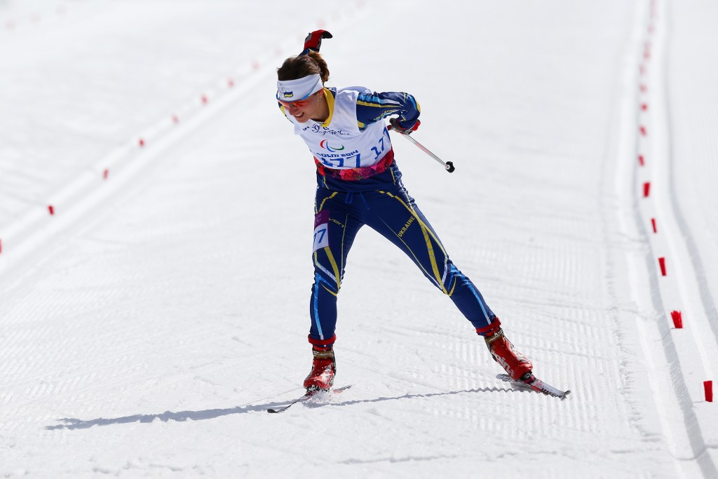 Oleksandra Kononova of Ukraine was a predictable winner at the Alpensia Resort ©Getty Images