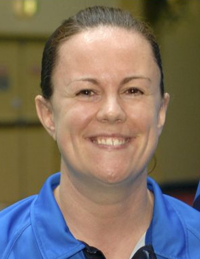 Scotland's Lesley Doig won both of her matches today ©World Bowls
