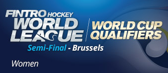 FIH unveils schedule for women's Hockey World League semi-final