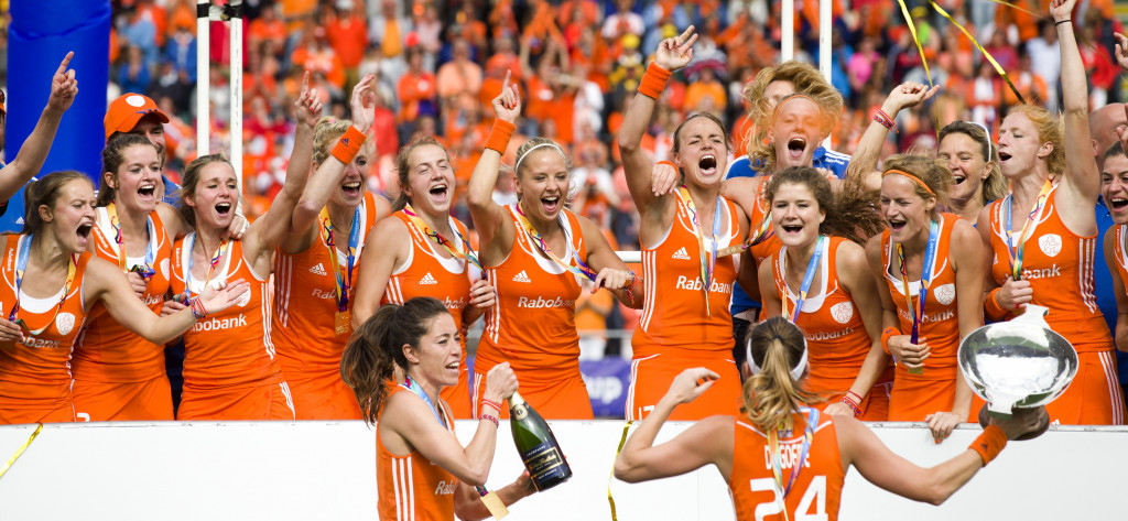 The Netherlands are the reigning Hockey World Cup champions ©Getty Images