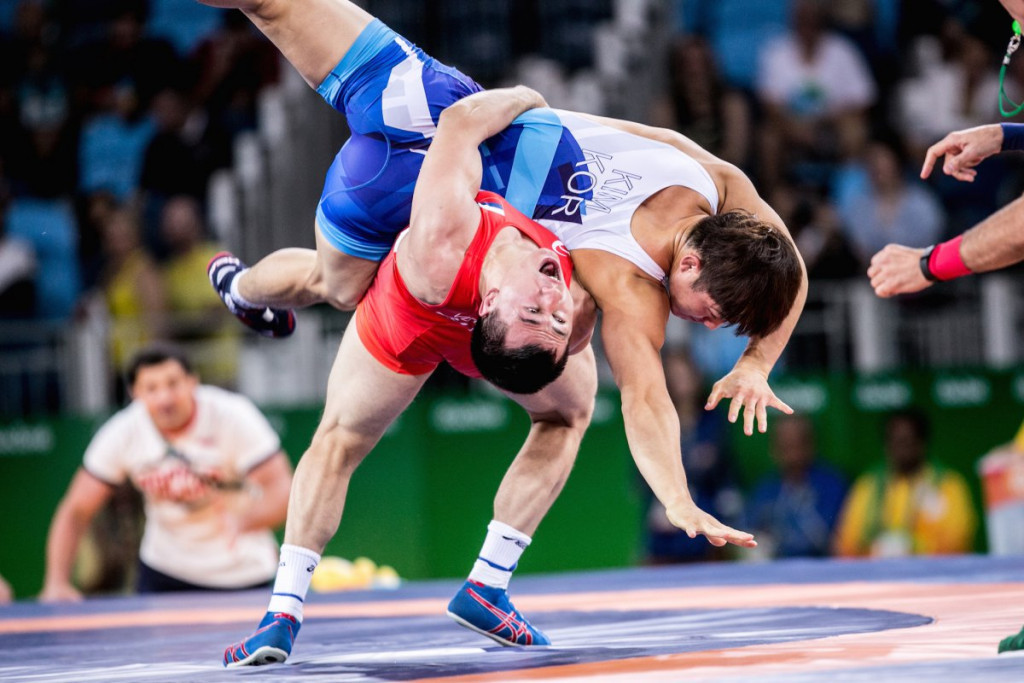 Russia set sights on first Greco-Roman World Cup title since 2013