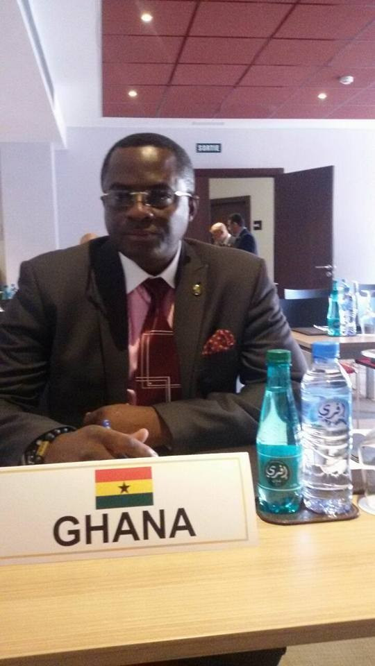 Ghana Olympic Committee chief praises women's partnership in bid for Tokyo 2020 qualification
