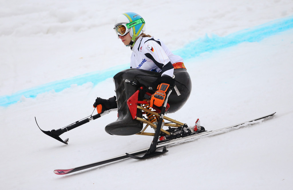 Schaffelhuber secures third win on Pyeongchang Paralympic course