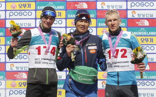 Nitta claims first World Cup win in five years in Pyeongchang