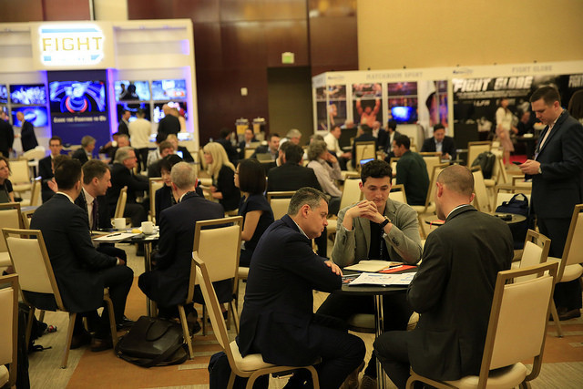 Laurent Puons is optimistic for the future of SPORTEL events ©SPORTEL
