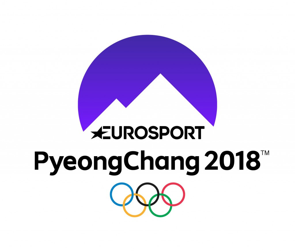 New logo unveiled by Eurosport for coverage of Pyeongchang 2018