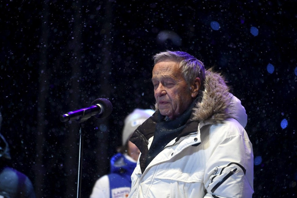 Gian-Franco Kasper criticised calls for a Russian Olympic ban ©Getty Images