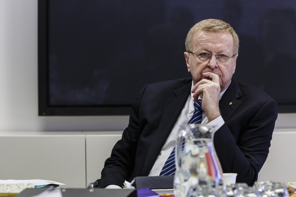 John Coates believes Australian would be fully capable of stepping-in and hosting the 2022 Commonwealth Games ©Getty Images