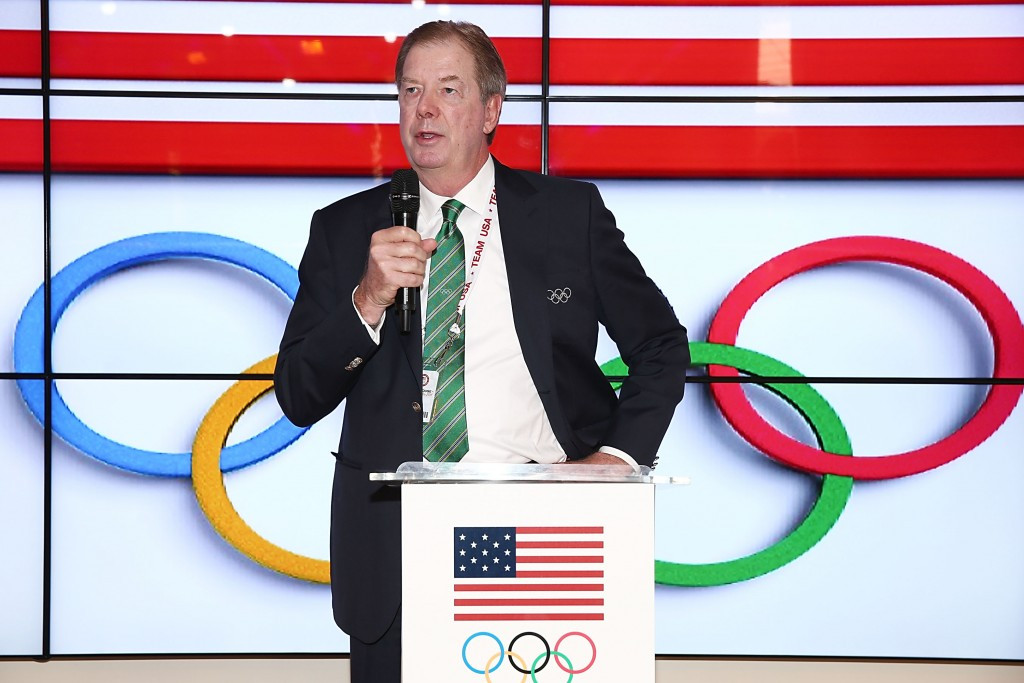 USOC, an organisation chaired by IOC member Larry Probst, has made different proposals in recent days ©Getty Images