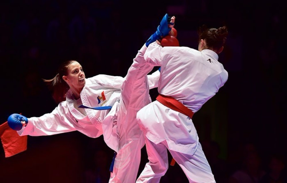 A record number of athletes are set to compete in Rotterdam ©WKF