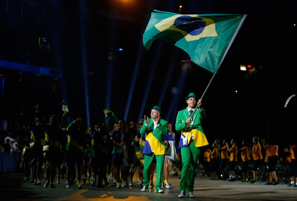 The decision to play music relating to each country was a well received part of the Parade of Athletes