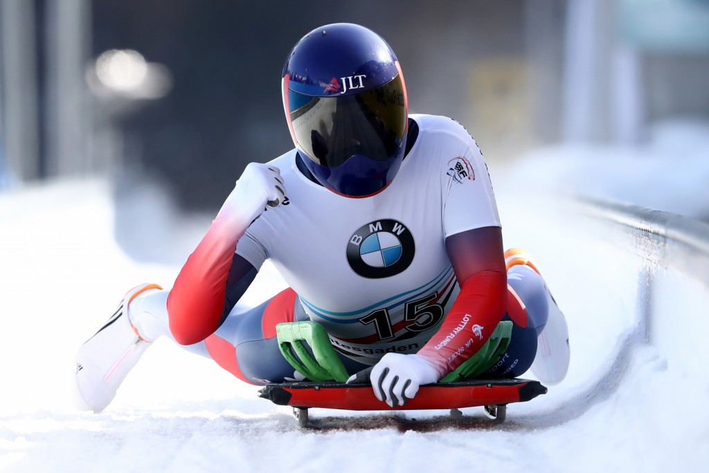 Britain's Olympic skeleton champion Lizzy Yarnold is among the athletes who are looking forward to the competitive test in Pyeongchang ©Getty Images