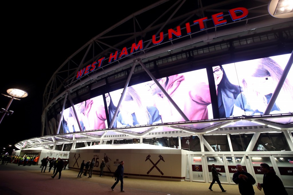 West Ham controversially contributed just £15 million towards the overall conversion costs  ©Getty Images