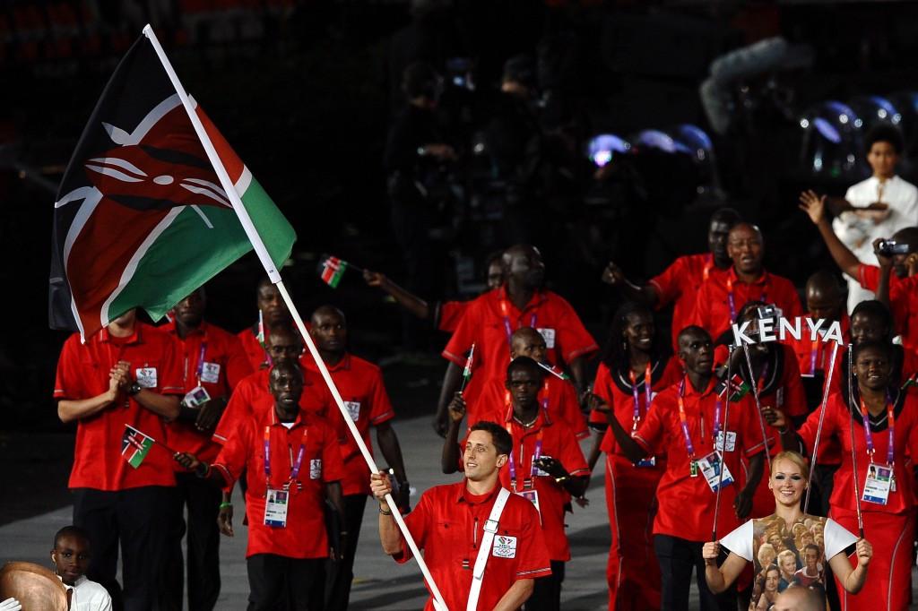 Kenya escape IOC suspension but funds remain frozen