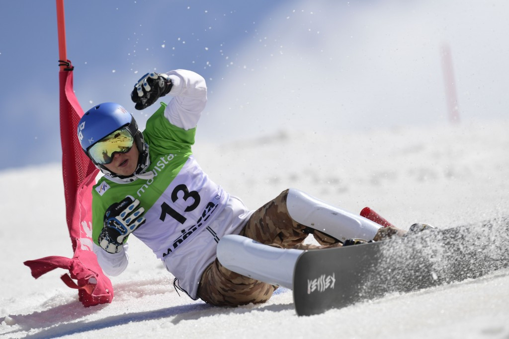 Snowboarders head to Winterberg for final parallel slalom of the season