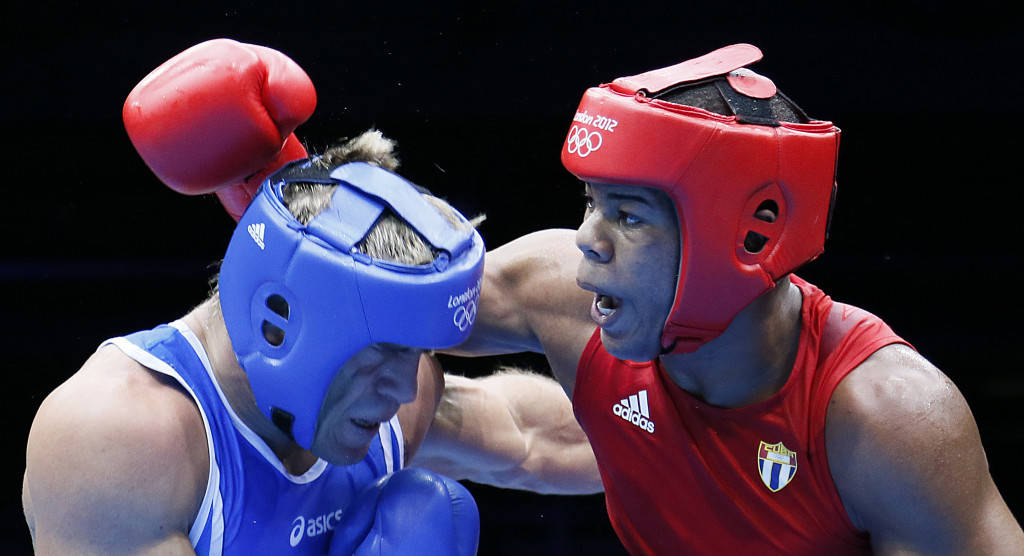 Domadores defeat Caciques in World Series of Boxing