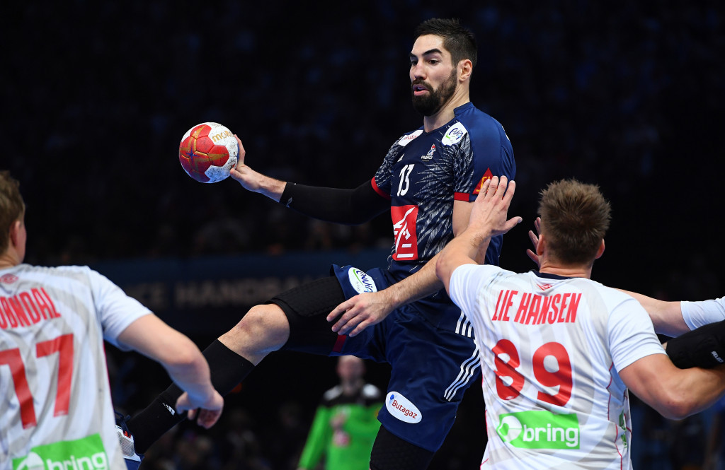 Nikola Karabatic was part of the French team that claimed silver at Rio 2016 ©Getty Images