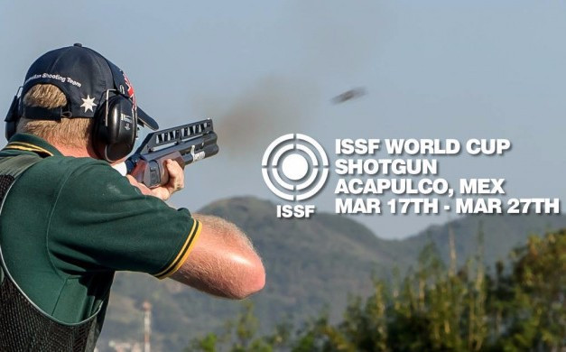 ISSF World Cup season set to resume in Acapulco