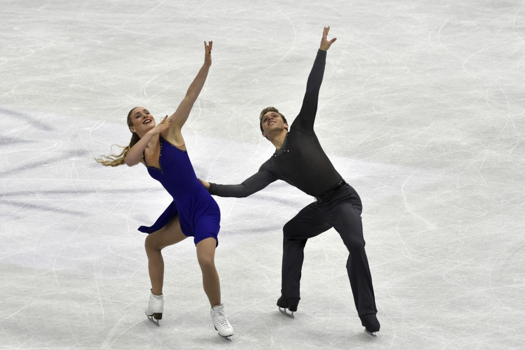 Brother and sister duo claim ISU Junior Figure Skating gold