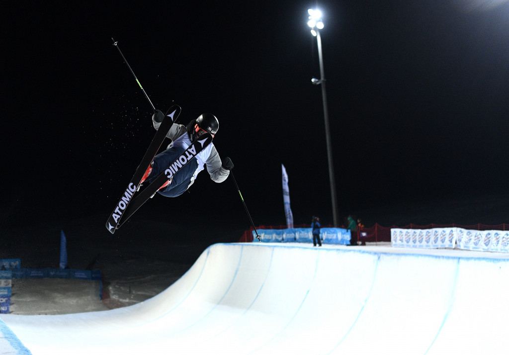 Japan's Ayana Onozuka claimed gold in the women's halfpipe event ©Getty Images