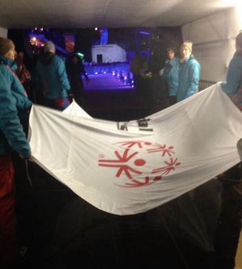The 2017 Special Olympics World Winter Games were officially opened this evening during a Ceremony at the Planai-Stadion in Schladming in Austria ©Special Olympics/Facebook