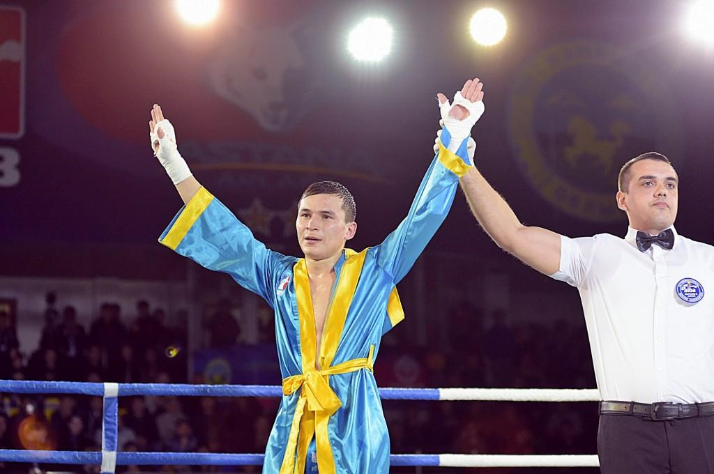 Astana maintain unbeaten World Series of Boxing run