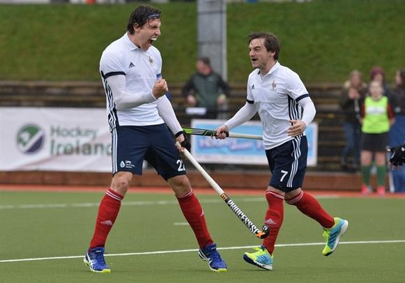 Ireland and France make final of Hockey World League Round Two in Belfast
