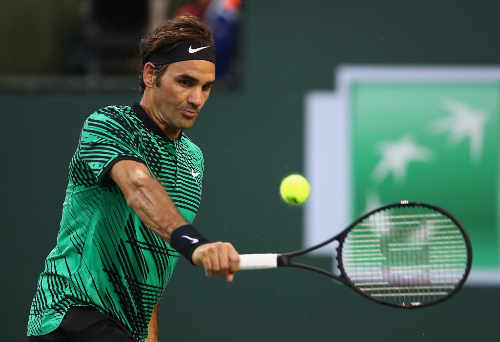 Federer and Wawrinka to meet in Indian Wells Masters final