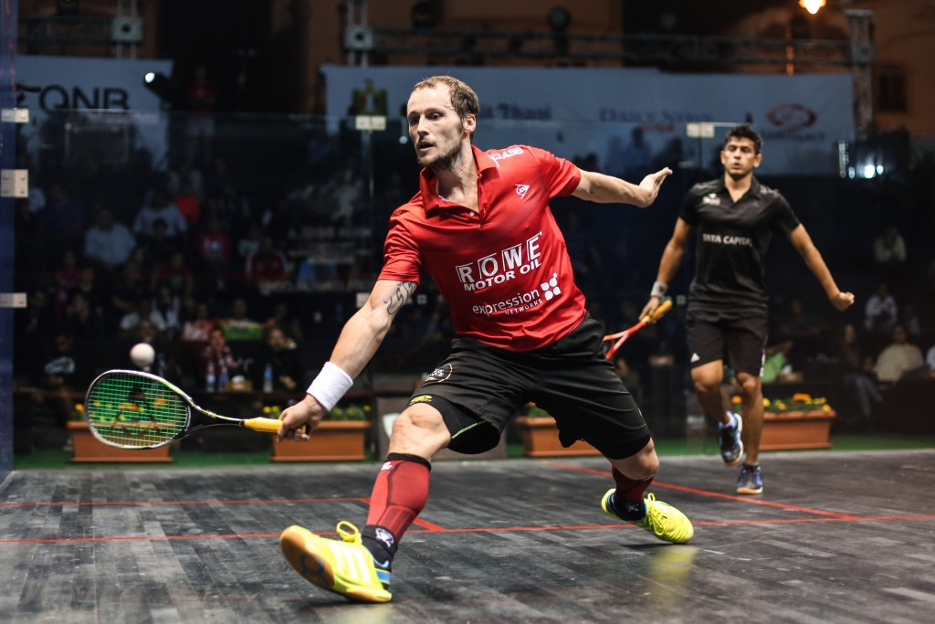 Gaultier aims for third PSA British Open title in Hull