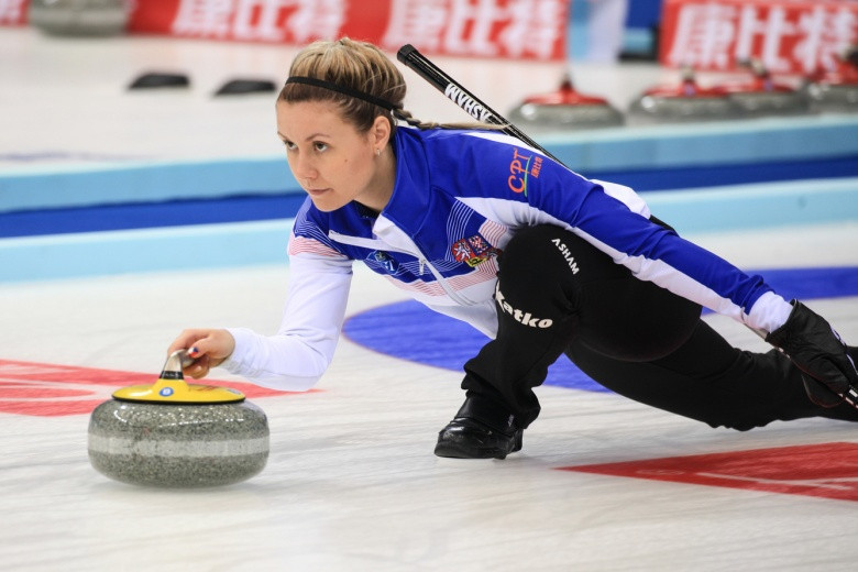 Three countries lead the way at 2017 World Women's Curling Championships