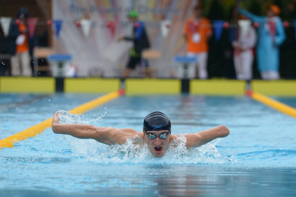 The preliminary sports programme includes swimming among others ©IWAS