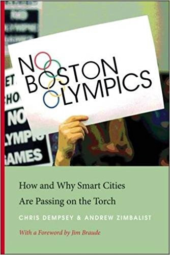 No Boston Olympics campaigners to publish book on how they torpedoed city's 2024 bid