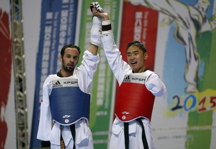 Mongolia and Iran take two gold medals each at inaugural Asian Para-Taekwondo Championships