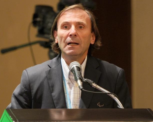 Jose Luis Campo was re-elected at the APC's General Assembly held in São Paulo in Brazil ©IPC