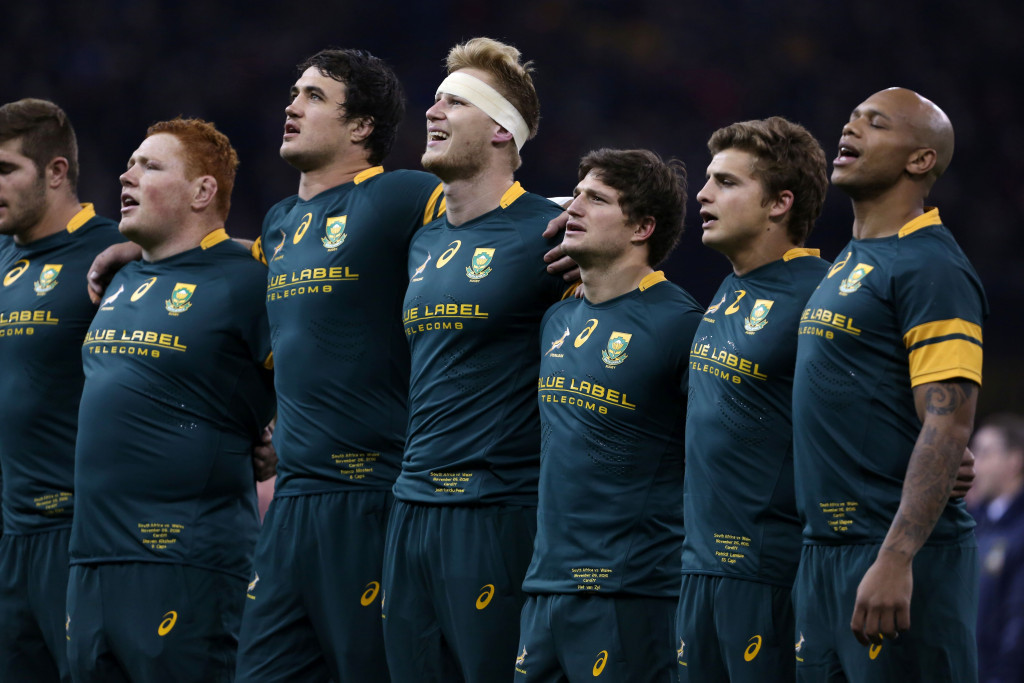SA Rugby, the sport's governing body in South Africa, were one of four Federations banned from bidding for major events ©Getty Images