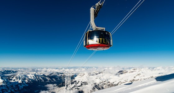 Lucerne Tourism and TITLIS Cableways will act as a main sponsor for next year's World Men's Curling Championship ©TITLIS