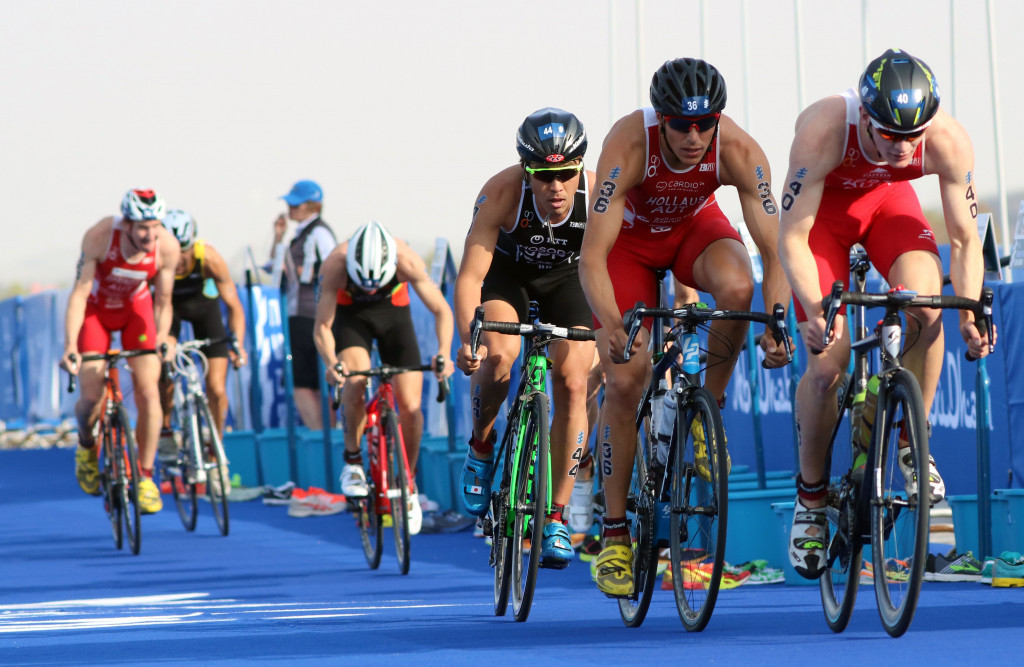 The International Triathlon Union is among the seven applicants for IWGA membership ©Getty Images